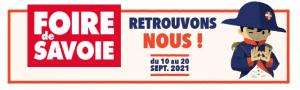 Read more about the article Retrouvez-moi à la Foire de Savoie !